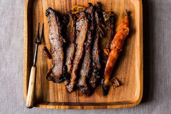"<strong>Get <a href=""http://food52.com/recipes/19878-nach-waxman-s-brisket-of-beef"" target=""_blank"">Nach Waxman's Brisket of"