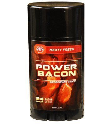 "And because we couldn't live without our <a href=""http://www.huffingtonpost.com/2013/11/07/bacon-deodorant_n_4235473.html"" ta"