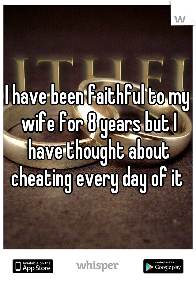 wife cheated and left me