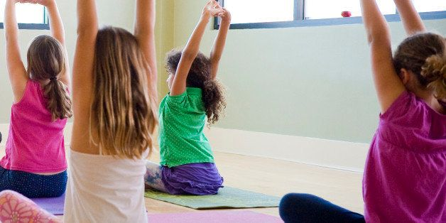 Yoga Can Help Kids With And Without >> Yoga For Kids How Yoga Helps Fix Six Kid Issues Huffpost Life