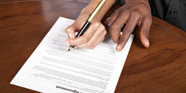What To Consider Before Asking For A Prenuptial Agreement Huffpost