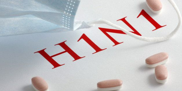 images of the h1n1 influenza...