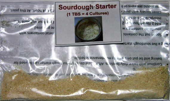 This tiny bag of weird stuff has the potential to yield endlessly satisfying sourdough for your favorite baker. <br><br><em><