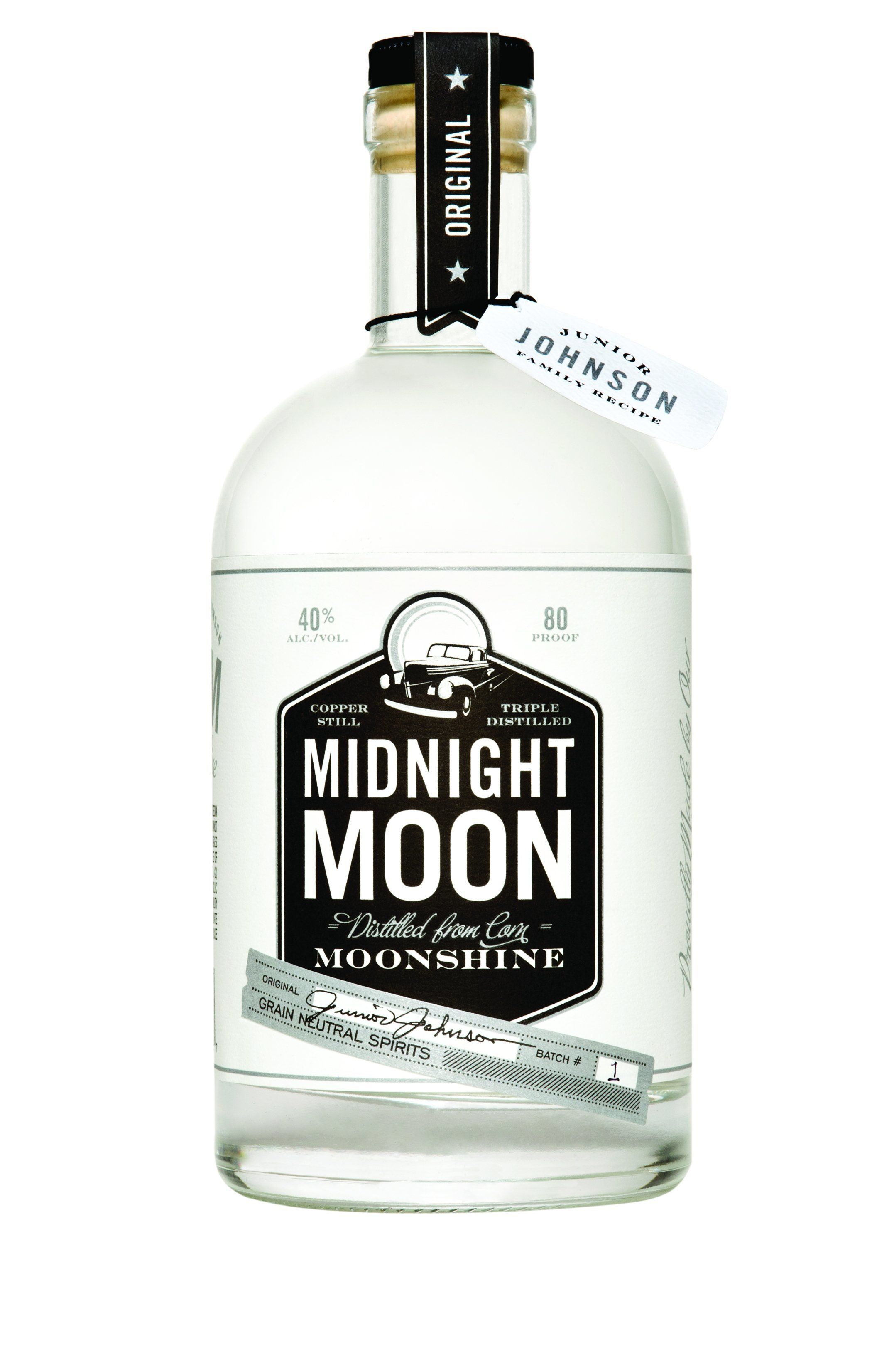Additives in moonshine for smell and taste
