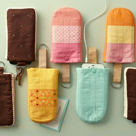 """These cute popsicles and <a href=""""http://www.huffingtonpost.com/2012/12/03/homemade-gift-ideas-ice-cream-phone-case_n_2231031"""