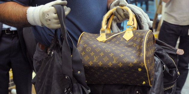 55913dd3f4b7 Counterfeit designer goods are a thorn in the fashion industry s side