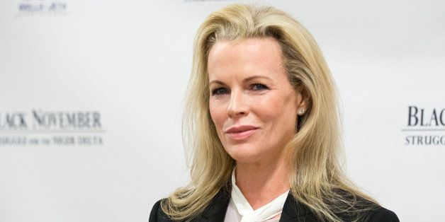 its rare that a mother follows in her daughters footsteps but kim basinger must have been inspired the 60 year old actress signed a contract with img