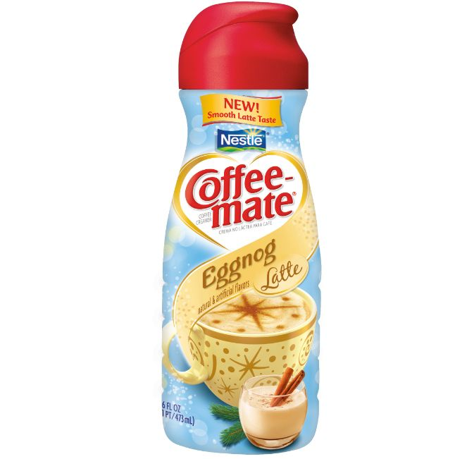 The Worst Coffee Creamer Flavors Of All Time (PHOTOS