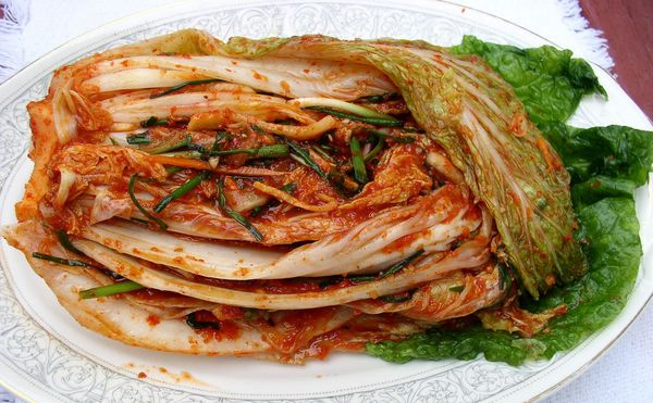 Cabbage is a tough sell any morning. But once you've fermented it you had better not even think about it until noon.