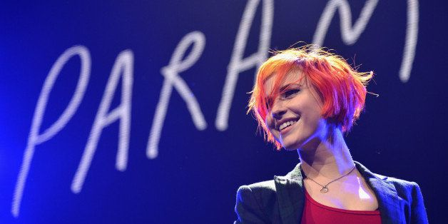 paramore singer hayley williams