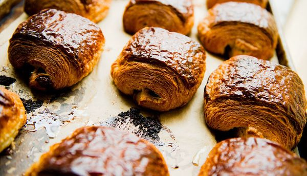 "They <a href=""http://www.tartinebakery.com/"" target=""_blank"">make them even better</a> than the French can."