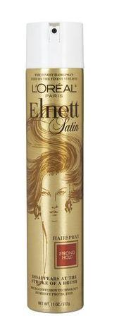 """$14, <a href=""""http://www.soap.com/p/loreal-paris-elnett-satin-hairspray-835191?site=CA&utm_source=Google&utm_medium=cpc_S&utm"""