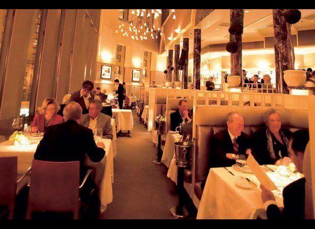 Restaurants That Still Make You Wear A Jacket
