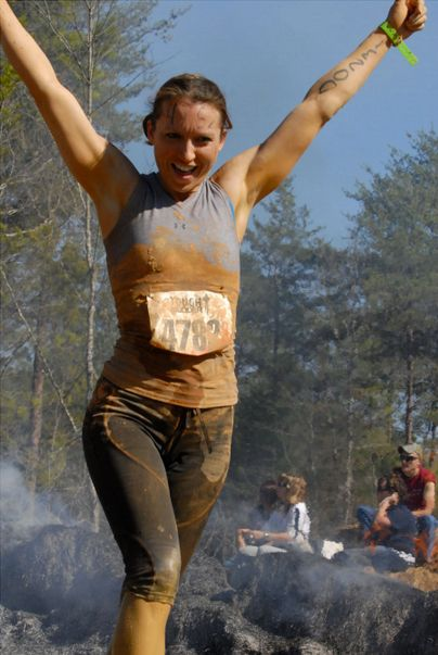 How Running A Tough Mudder Taught Me To Trust Again