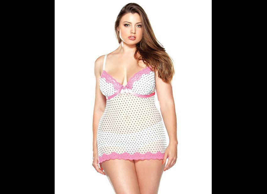 Dream Out Your Fantasy with Plus Size Sexy Nightwear
