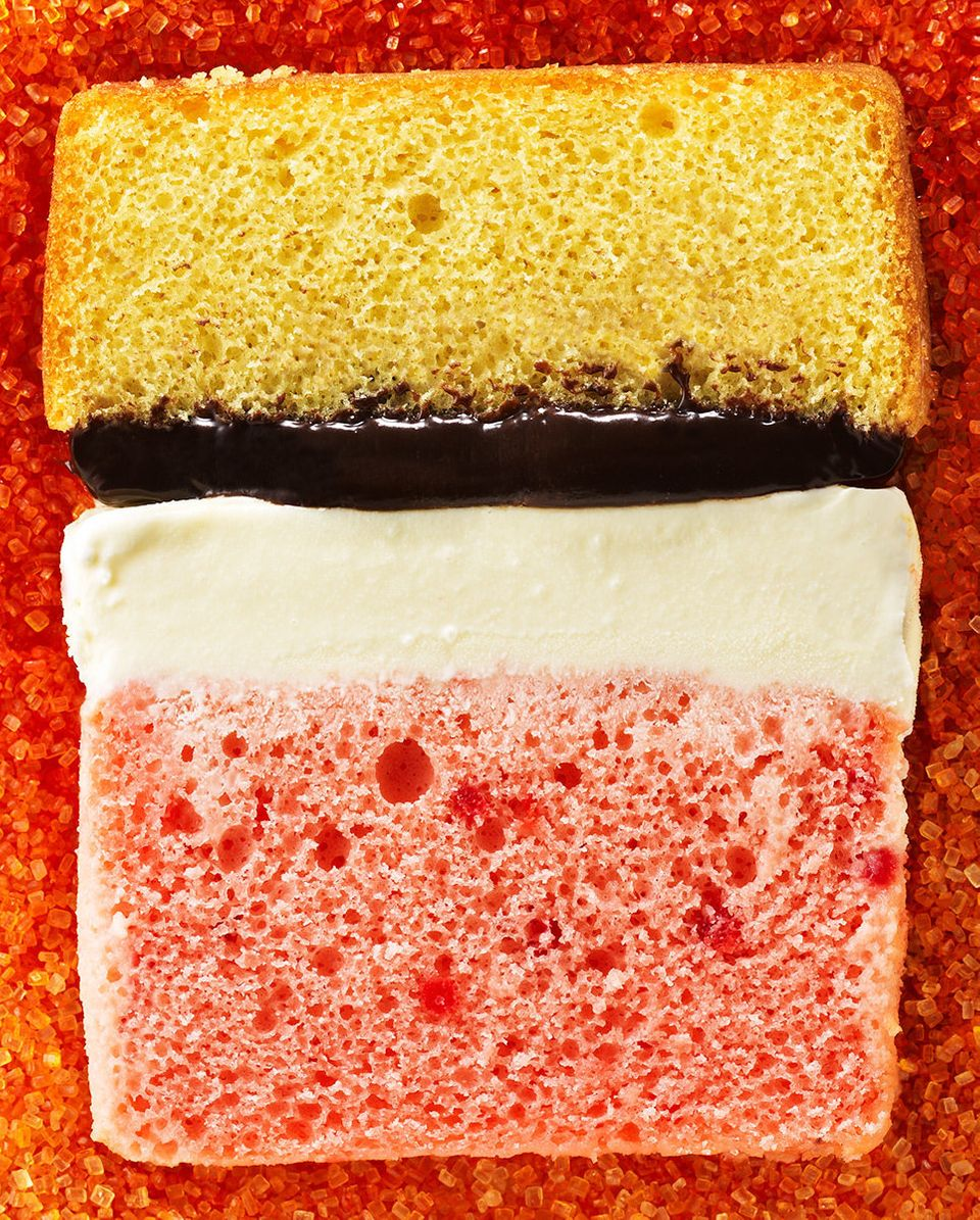 Rothko Ice Cream Cake Food Styling by Heather Meldrom