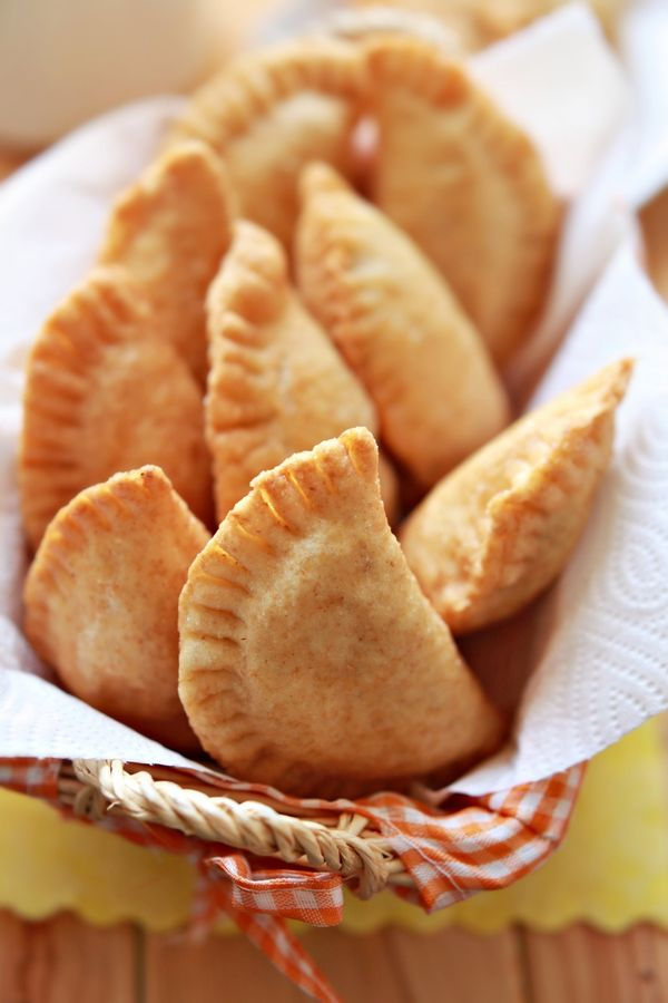 These pouches of flaky, fried dough can be found everywhere from Europe to Latin America to South East Asia. We could write a