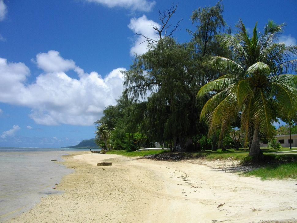 And more beach. Photo: WikiMedia