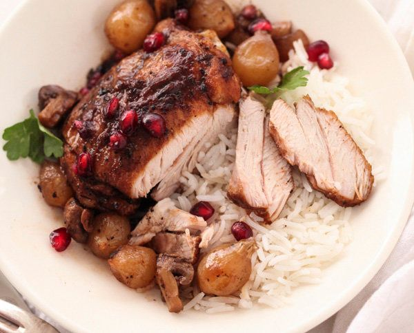 "<strong>Get the <a href=""http://www.foodiecrush.com/2013/12/slow-cooker-balsamic-chicken/"" target=""_blank"">Slow Cooker Balsam"