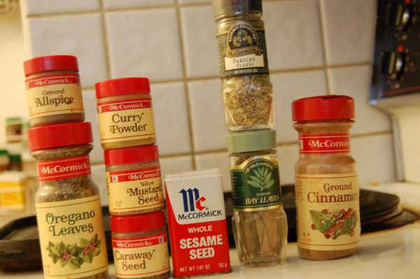 Spices are where all the flavor's at. Neglect those and you may as well just give up.