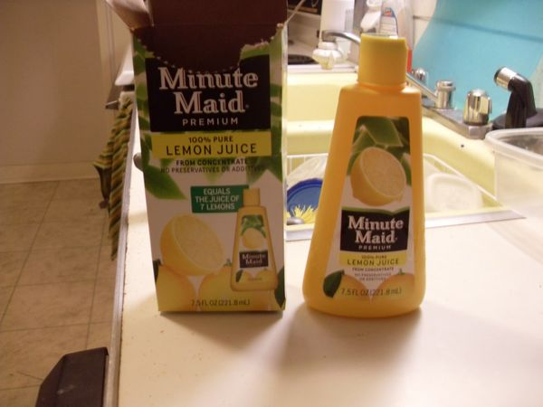 Seriously?! Is it really that hard to squeeze a lemon?