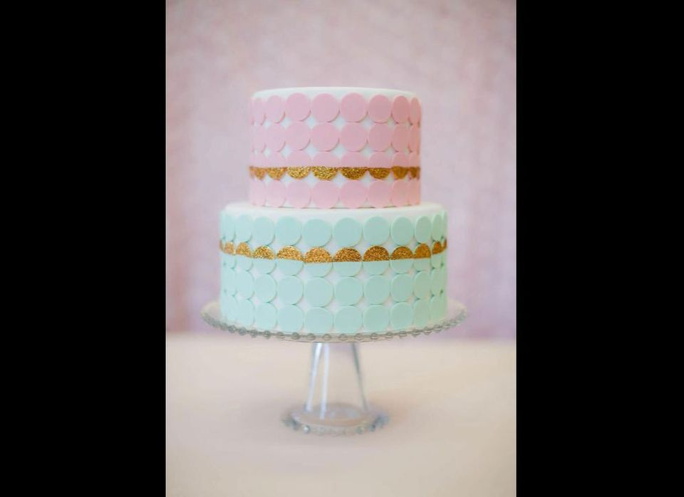10 pretty bridal shower cake ideas