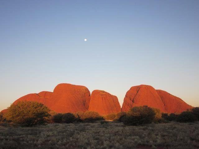 Uluru  -Leanne