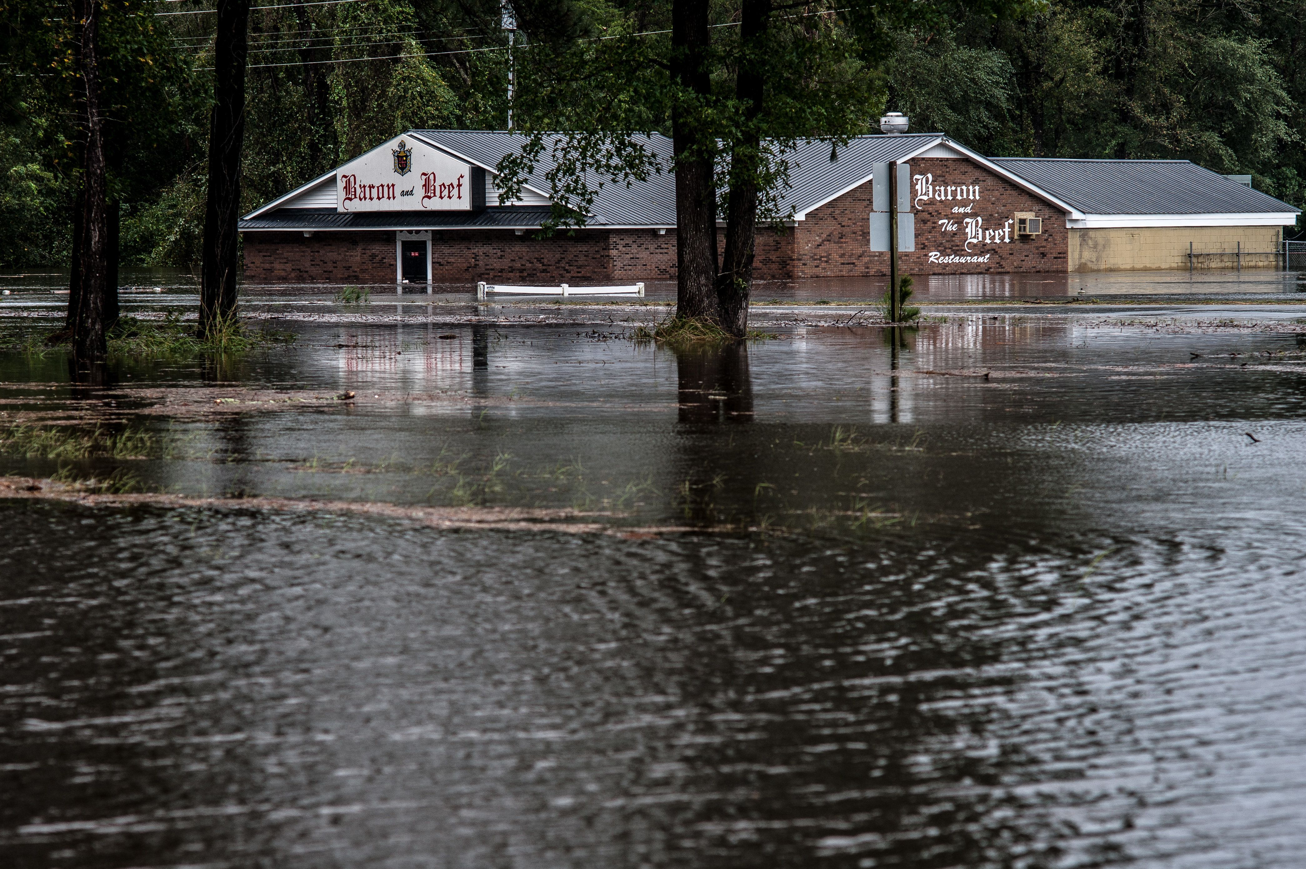 'New Norm': This Town Florence Is Flooding Was Last Underwater Just 2 Years