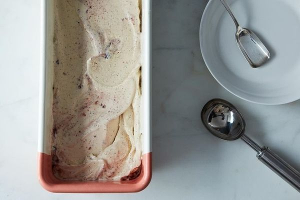 "<strong>Get the <a href=""http://food52.com/recipes/18865-earl-grey-ice-cream-with-blackberry-swirl"" target=""_blank"">Earl Grey"