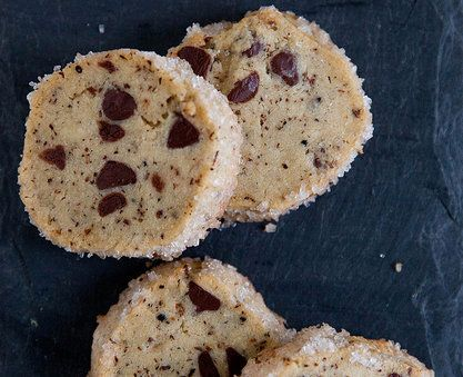 "<strong>Get the <a href=""http://www.annies-eats.com/2013/12/18/chai-chocolate-sables/"" target=""_blank"">Chai Chocolate Sables"