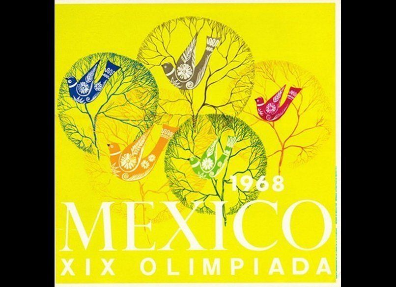 <strong>MEXICO OLYMPICS 1968 – BIRDS</strong>