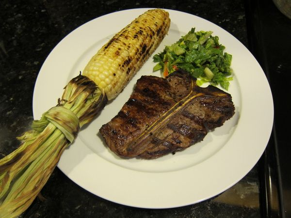 <strong>The body benefit:</strong> Grass-fed steak cuts have 92 fewer calories and up to a third less fat per serving, and th