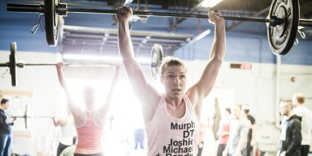 Things you probably didn t know about crossfit huffpost life