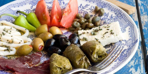 Why You Might Want To Swap Out Your Low-Fat Diet For A Mediterranean One