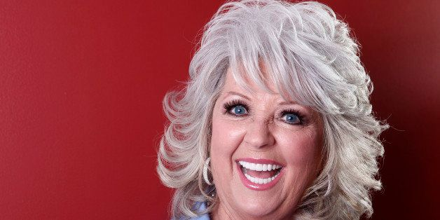 Celebrity chef Paula Deen poses for a portrait Tuesday, Jan. 17, 2012 in New York. Dean recently announced that she has diabetes.  (AP Photo/Carlo Allegri)