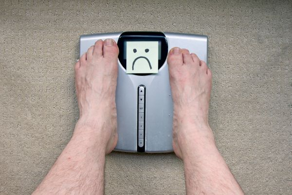 While you shouldn't fixate on numbers when trying to lose weight, weighing yourself regularly can still be an effective way t