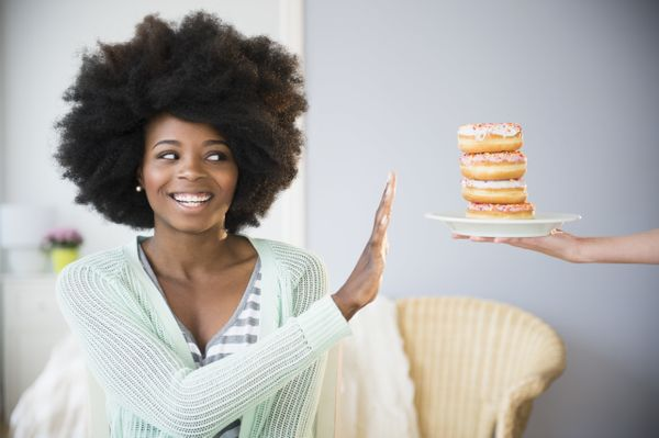 Calorie-cutting can be an effective way to lose weight, but make sure you're nixing the right kinds. Contrary to popular beli