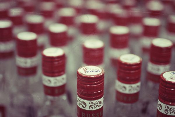 Vodka has been interwoven with the history of Russia since the 15th century. During that time, it was sometimes referred to a