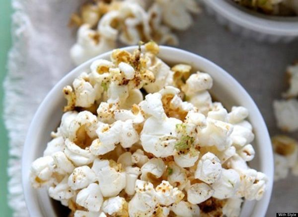 "<strong>Get the <a href=""http://withstyleandgraceblog.com/2012/05/04/cinco-de-mayo-chili-lime-popcorn/"" target=""_blank"">Chili"
