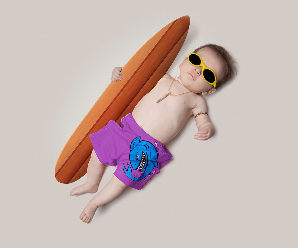 Babies Dressed Up As Adult Careers (http://www.malo-photos.com/)