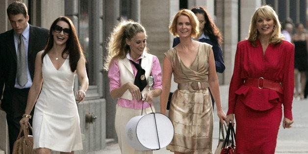Sex & the city fashion