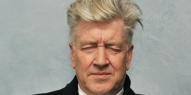 NEW YORK, NY - DECEMBER 13:  Director/philanthropist David Lynch meditates at The Paley Center for Media on December 13, 2010 in New York City.  (Photo by Slaven Vlasic/Getty Images)