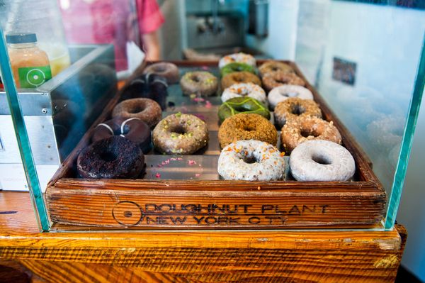 Save it for the out of towners. And during the time they wait for their allotted two Cronuts, you can eat a dozen donuts from