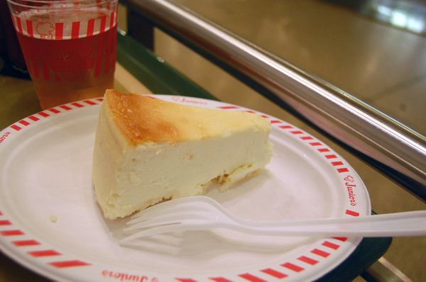"If it's <a href=""http://www.huffingtonpost.com/2014/02/20/juniors-cheesecake-_n_4824931.html"" target=""_blank"">good enough for"