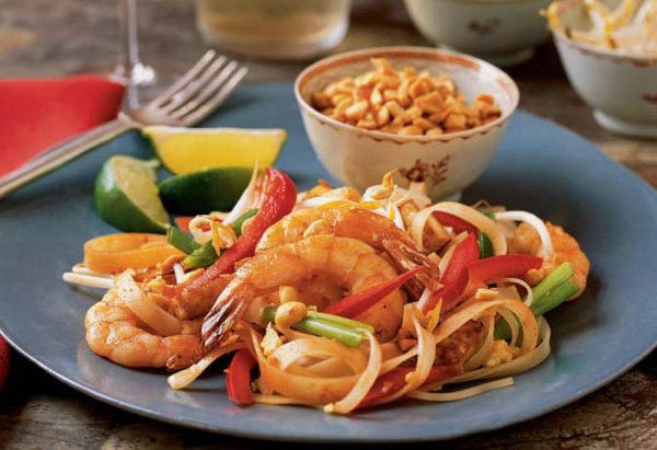 "This signature dish of Thailand just might seduce you and your family with its sweet, sour and salty flavors.  <a href=""http:"