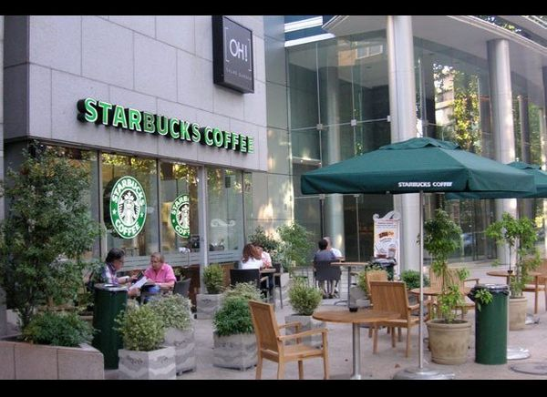 Chile has a great coffee culture and Starbucks is now a part of it.