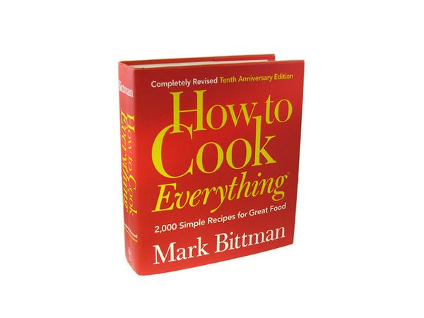 """Of course. <br><a href=""""http://www.amazon.com/Cook-Everything-Completely-Revised-Anniversary/dp/0764578650/ref=sr_1_1?ie=UTF8"""