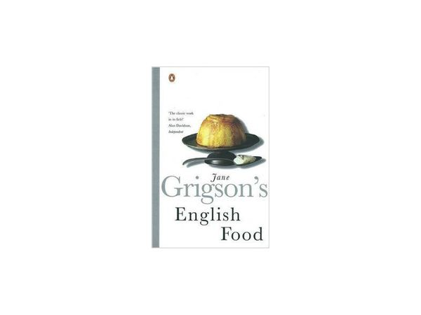 """Reader Tracey-Jane (@AllThingsFoodUK) says, """"Great read, great recipes!""""<a href=""""http://www.amazon.com/English-Food-Jane-Gri"""