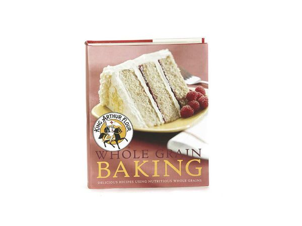 """Associate Editor Julie Thomson says, """"The whole grain bread recipes in this book will make you never want to buy another loaf"""