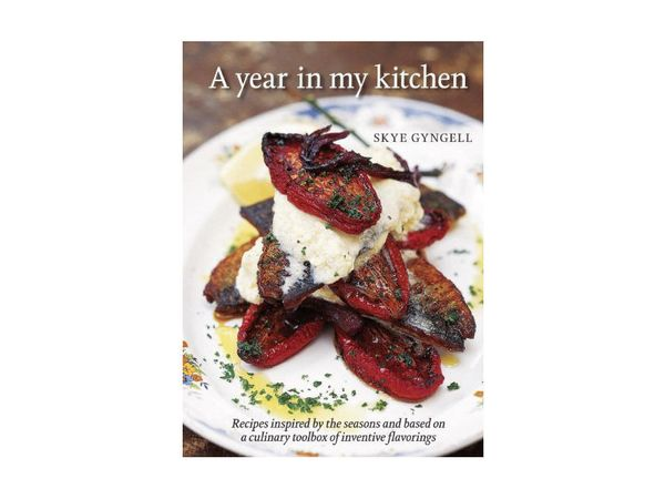 """Senior Editor Kristen Aiken says, """"I first ate Gyngell's food in London's Petersham Nurseries, and soon gobbled up every cook"""